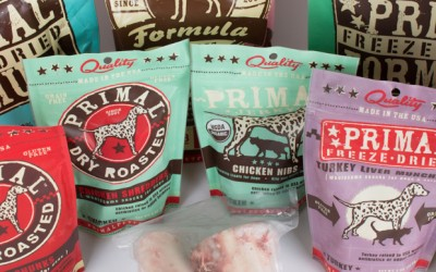 Primal Food Raw & Freeze Dried Dog and Cat Food