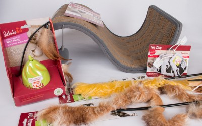 Petlinks Cat Toys & Beds